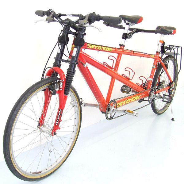 Cannondale Tandem Mt 3000 Von Velo Z 252 Rich Bicycles