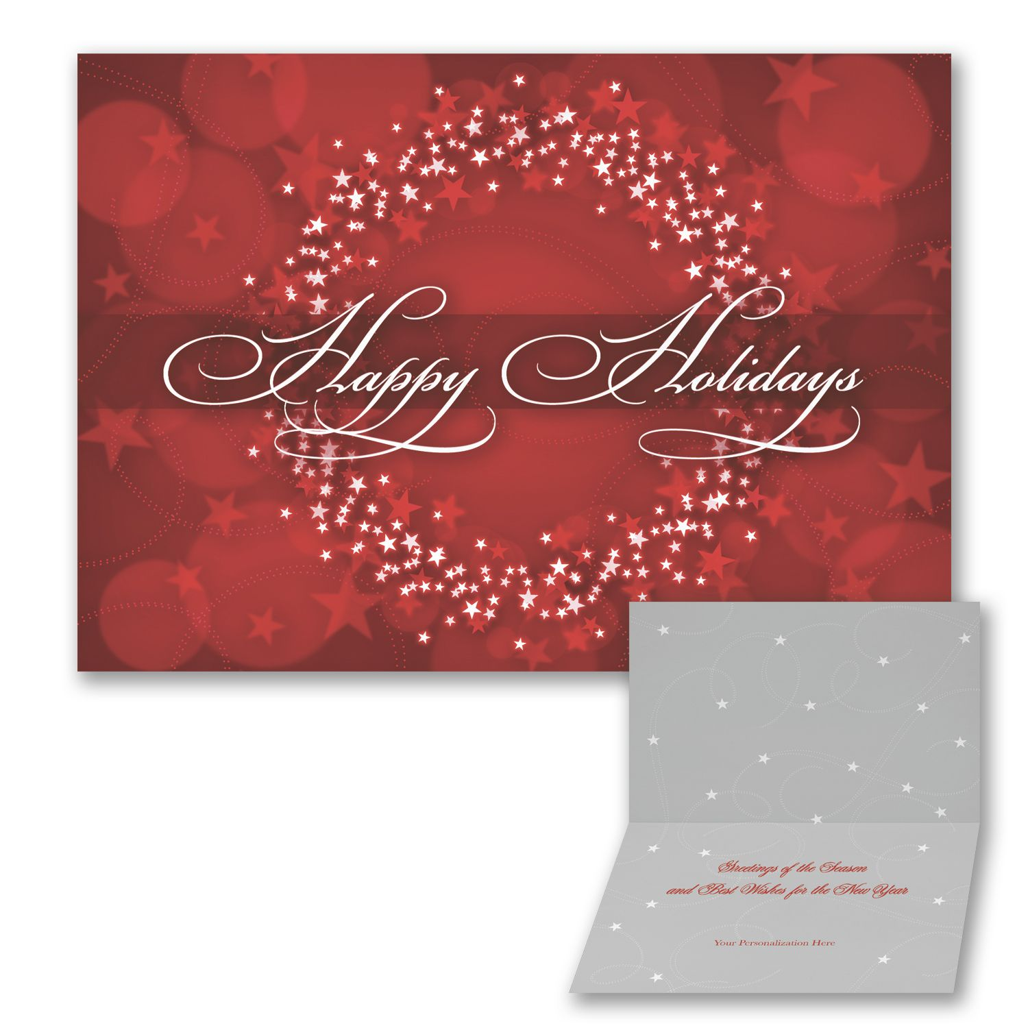 Bright Stars - American Cancer Society | Christmas Cards in 2018 ...