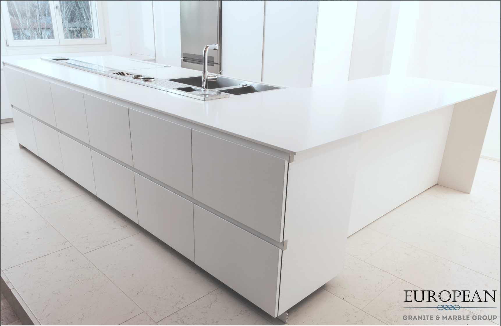 Lapitec, our sintered stone collection, makes your kitchen ...