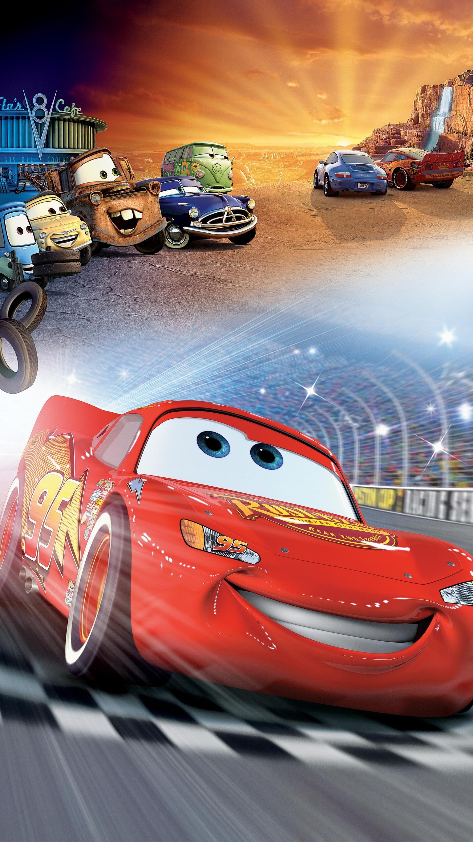 Cars 2006 Phone Wallpaper Moviemania Disney Cars Wallpaper Cars Movie Disney Pixar Cars