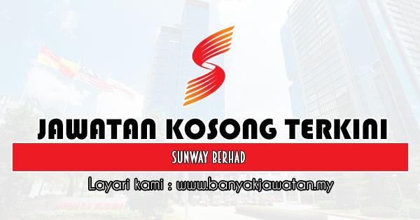 Jawatan Kosong Di Sunway Berhad 26 Jan 2020 Di 2020 Periklanan 27 Mei Kewarganegaraan