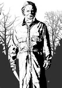 Scary Horror Coloring Pages Bing Images Scary Coloring Pages Halloween Coloring Pages Michael Myers