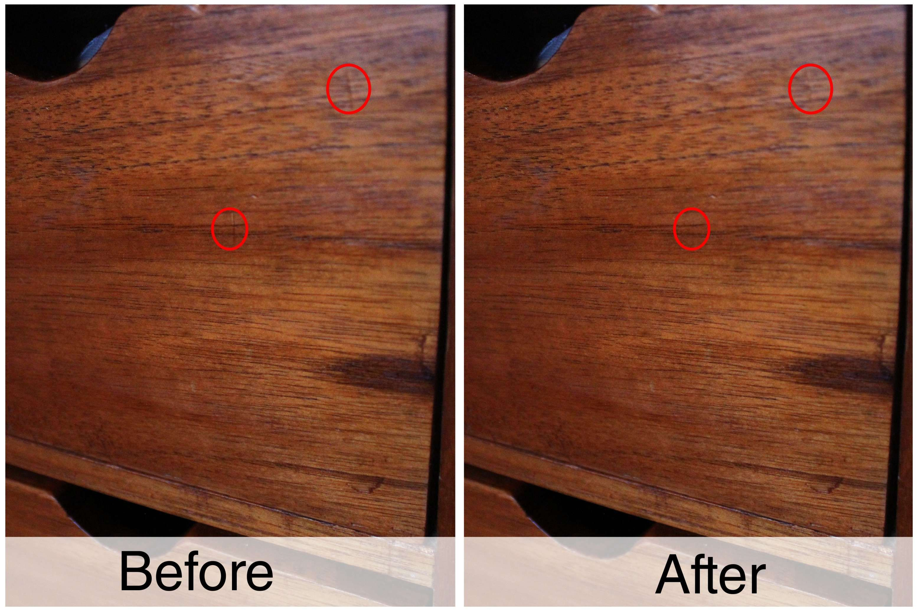 how to get scratches out of bamboo hardwood floors