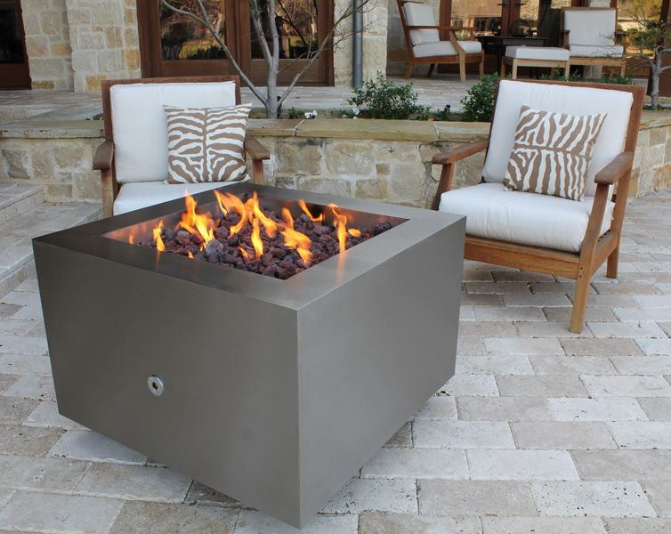 An Extraordinary 35 In Stainless Steel Fire Pit To Complete Your Outdoor Space Hand Crafted I Wood Burning Fire Pit Stainless Steel Fire Pit Propane Fire Pit