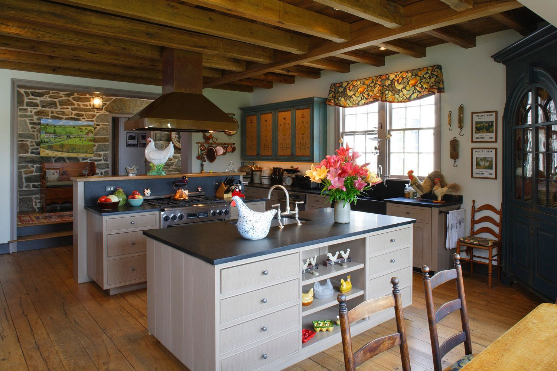 John Milner Architects Design Preservation Chadds Ford Pennsylvania Kitchen Pinterest