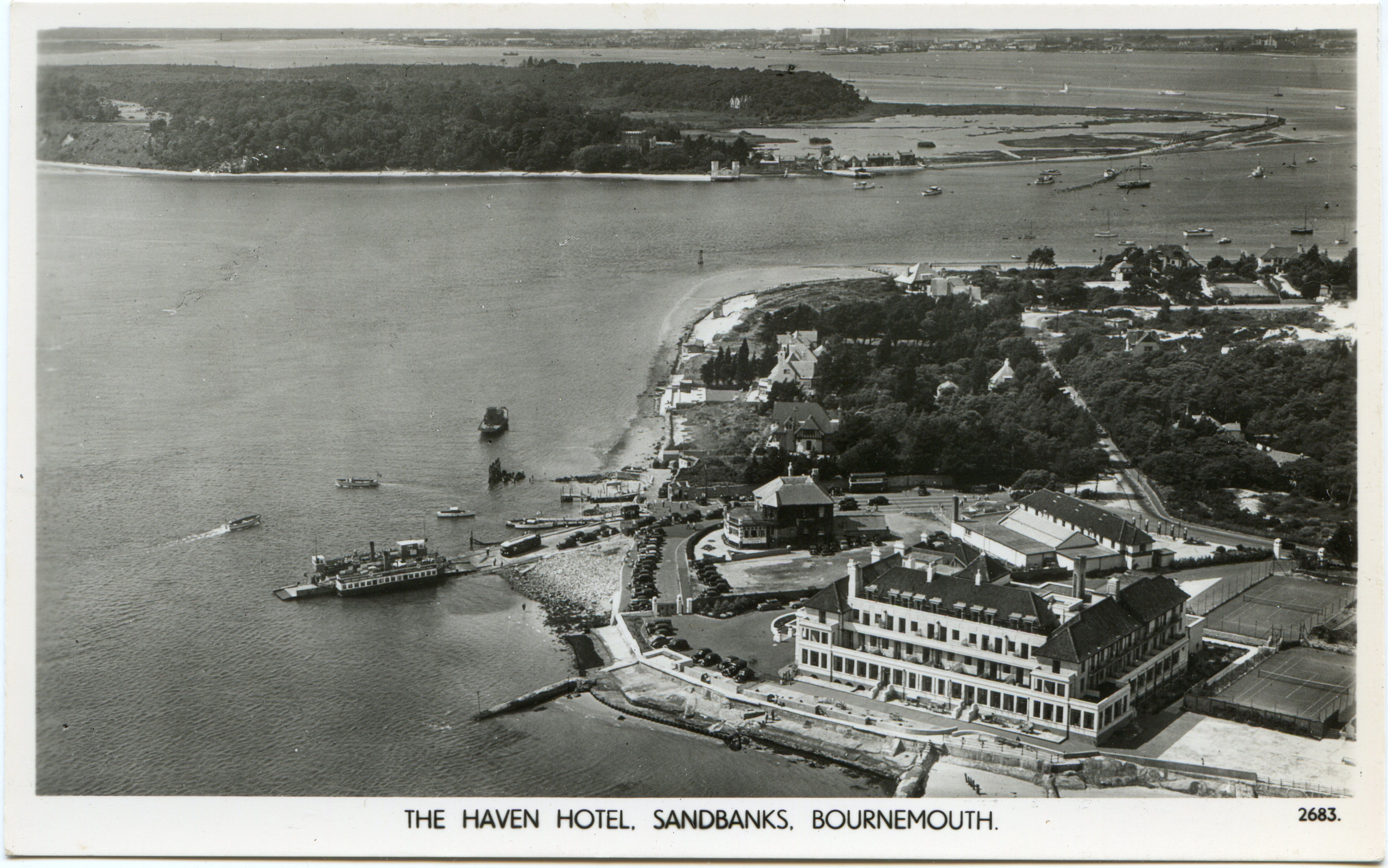 The Haven Hotel 161 Banks Road Sandbanks Poole Dorset Dorset Sandbank Places To Visit