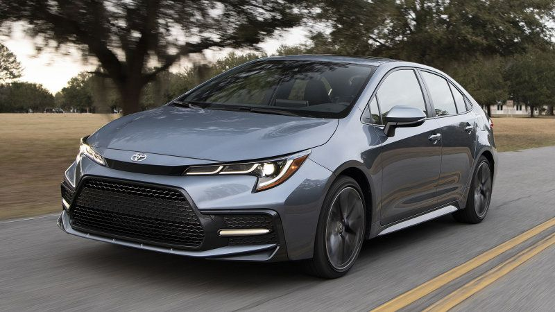 2020 Toyota Corolla and Corolla Hybrid review Carros
