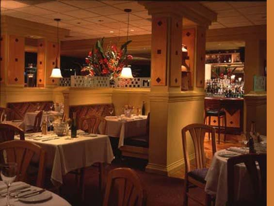 Whether upscale dining family style fare or a