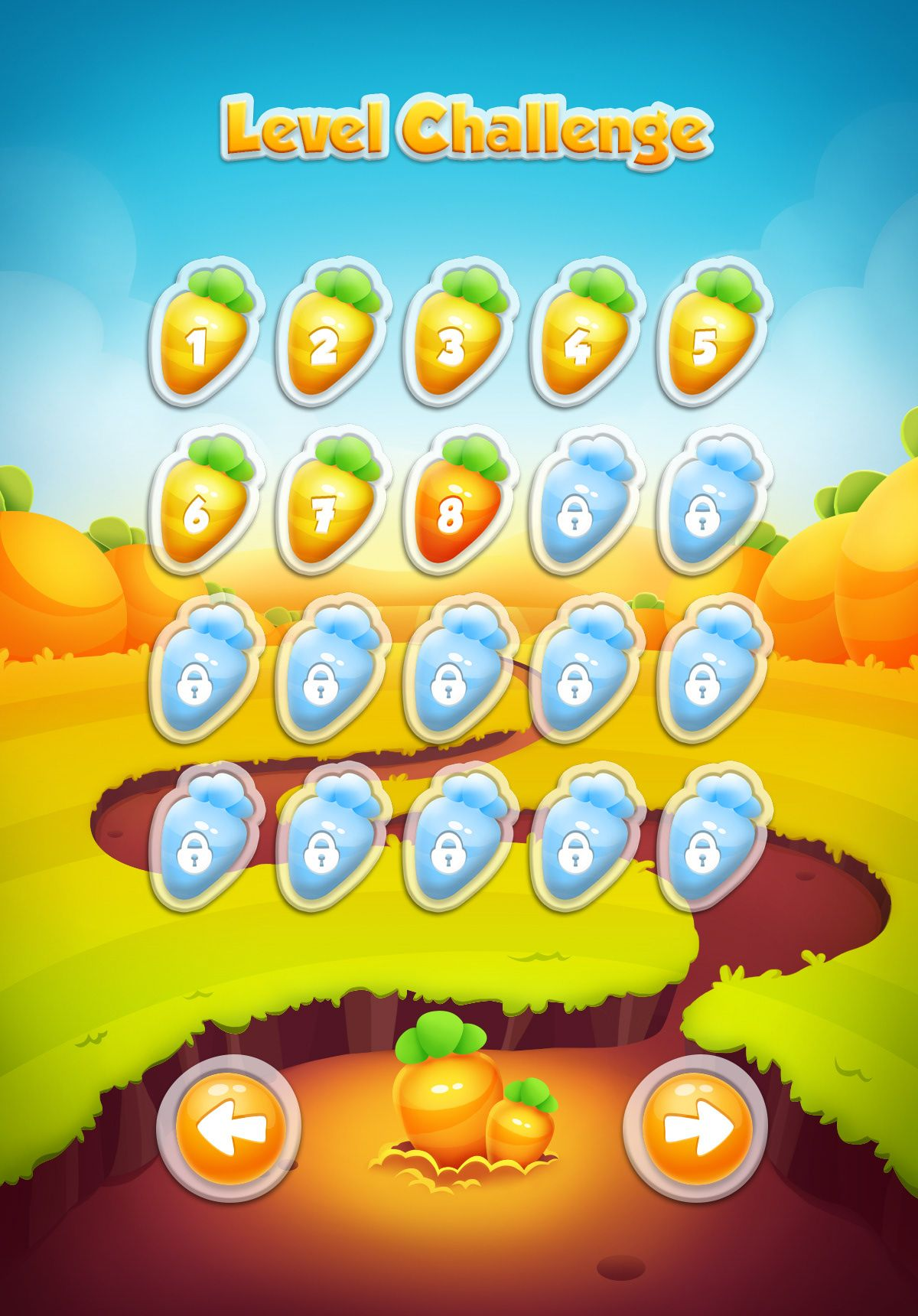 Rabbit Bubble Pop on Behance Bubbles, Space games, Game