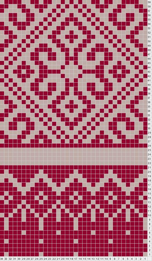 a nice range of fair isle patterns | Sweater | Pinterest | Fair ...
