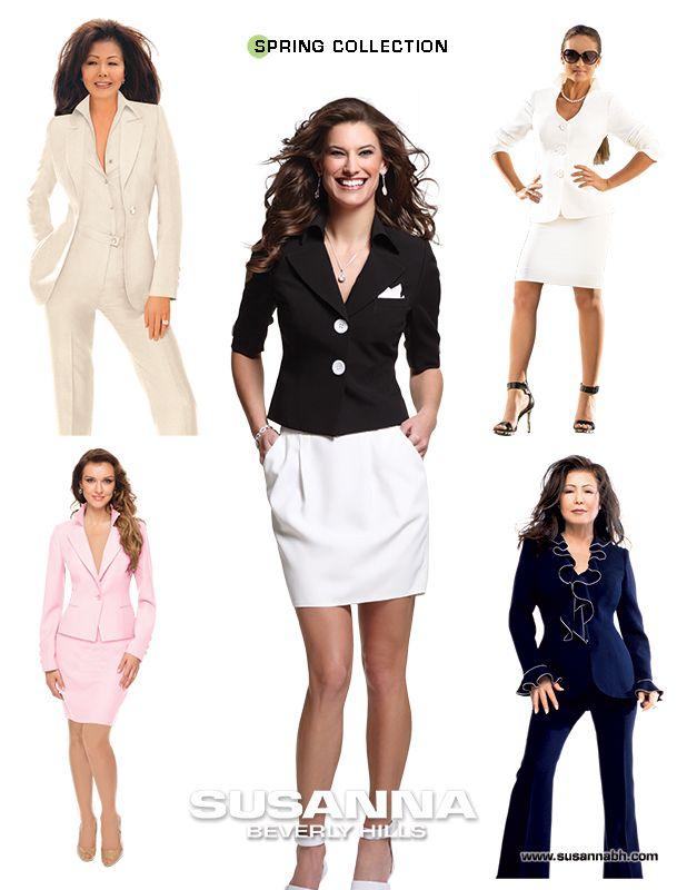 dress for success for women