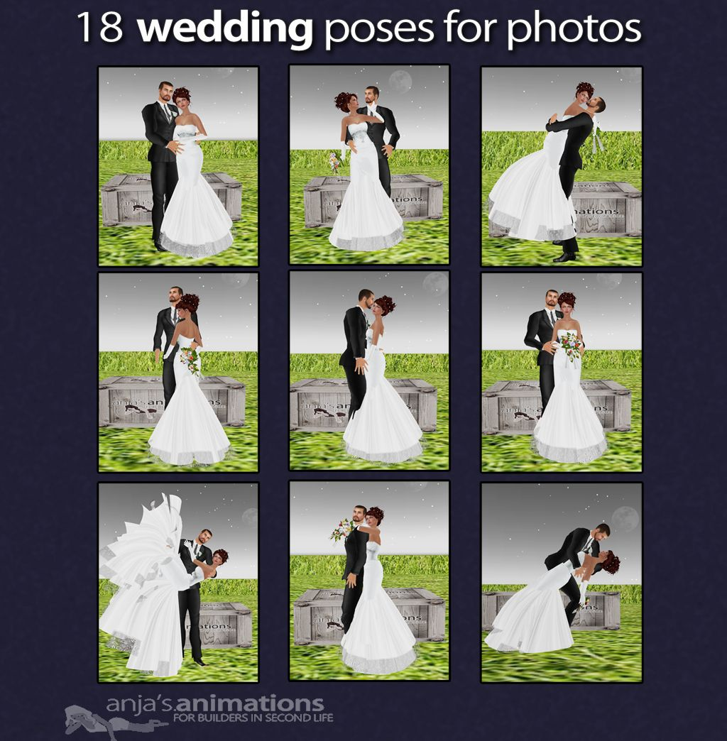 Poses for Wedding Photography – copyright