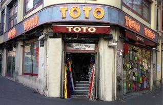Toto Paris Barbes 5 Paris Acheter Tissu Ouverture