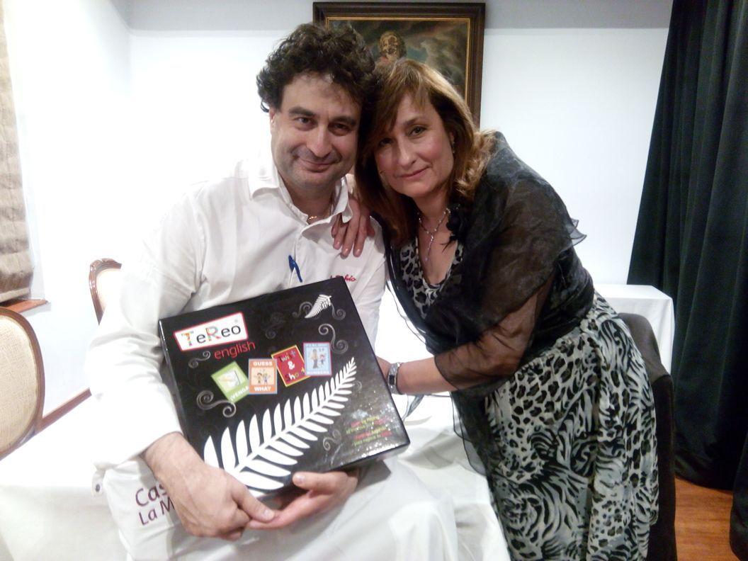 RESTAURANTE EL BOHIO. Pepe Rodríguez. Great chef!!