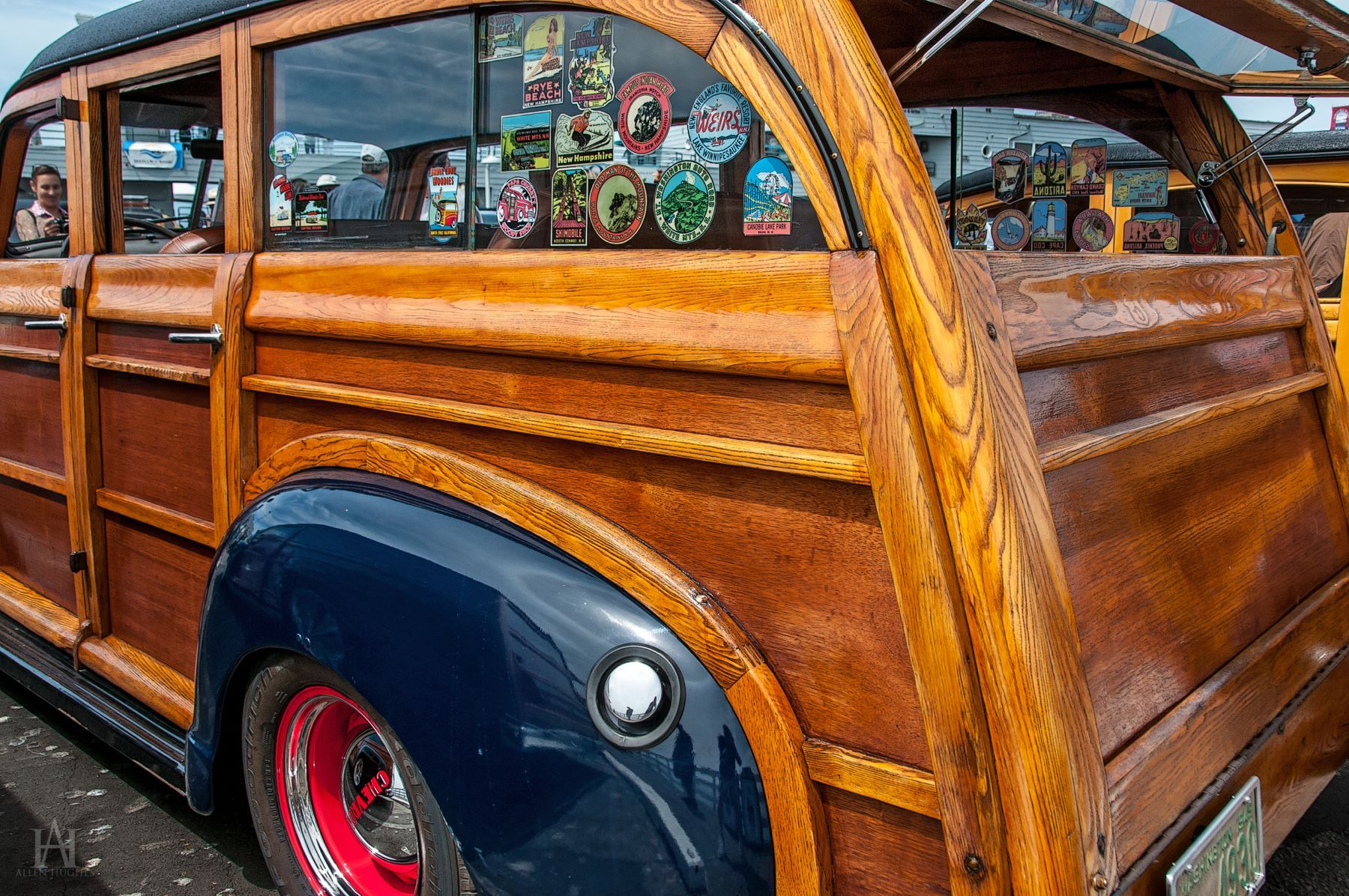 Pin by Richard Miller on Woodie Station Wagons and Cars | Pinterest ...