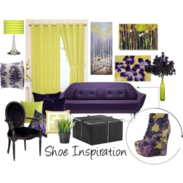 Purple Haze, Created By Historychick On Polyvore