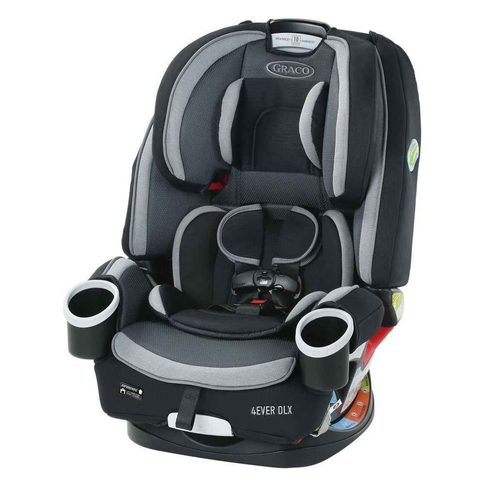 Graco 4ever dlx allinone convertible car seat aurora