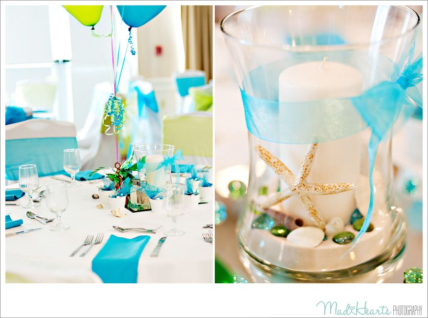 Sweet Sixteen Beach Themed Birthday Party Mhp Event Anatomy Of A Great Party