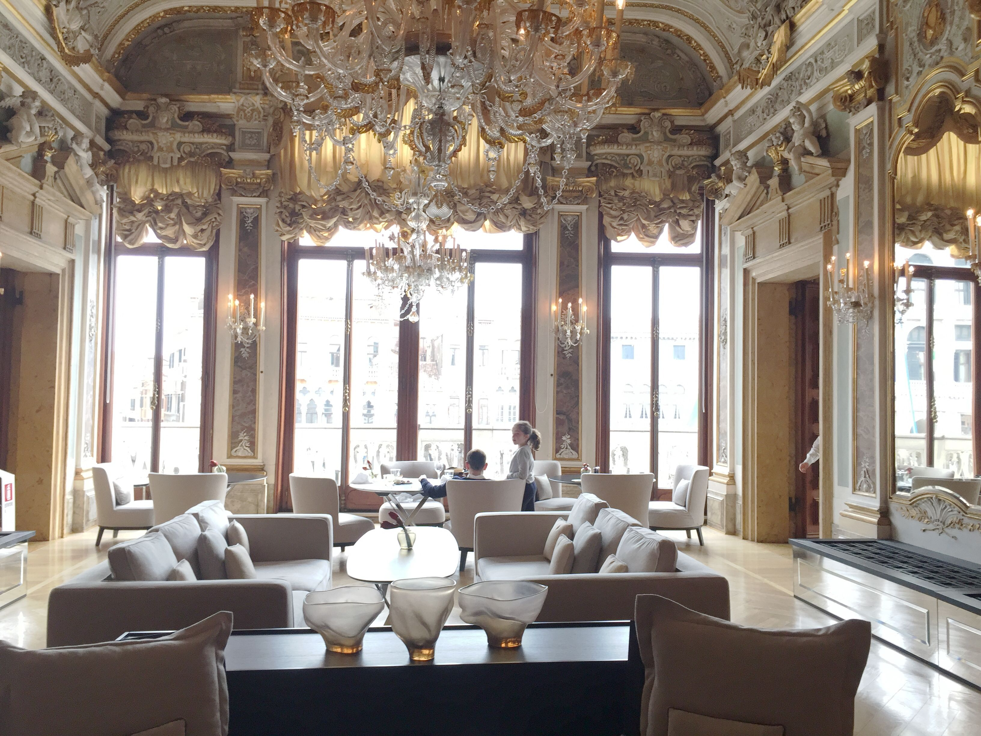 Aman Venice Lunch Review And A Peek At The Rooms Beautiful