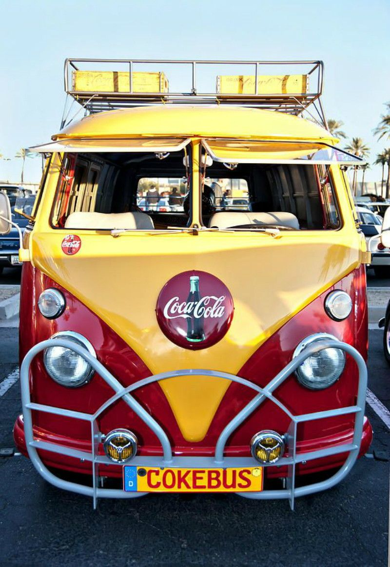 Resultado De Imagem Para Imagens Kombi Vintage Volkswagen Bus Volkswagen Vans Vw Cars Coca cola bottle top car images vw