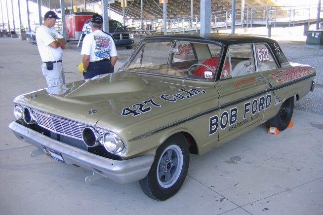 427 Ford Thunderbolt