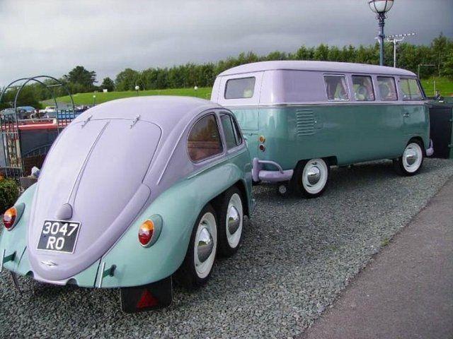 volkswagen teardrop trailer conversion - Recherche Google