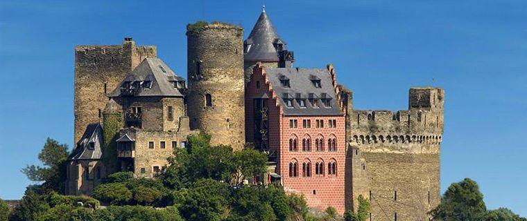 Burghotel Auf Schönburg Almanya Seyahat