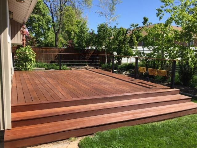 Look At Our Website Page For Much More In Regards To This Spectacular Trex Deck Trexdeck In 2020 Deck Designs Backyard Backyard Patio Designs Backyard