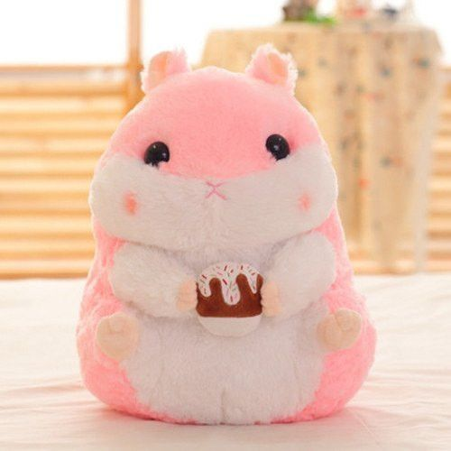 Giant Hamster Stuffed Animal Plush Toy Cute Hamsters Animal
