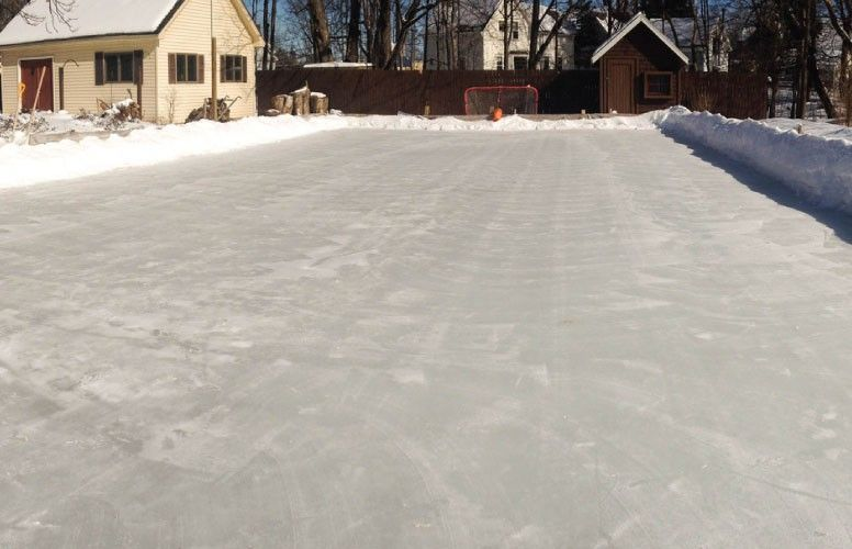 An Easier-Than-You-Think Guide To Building Backyard Ice ...