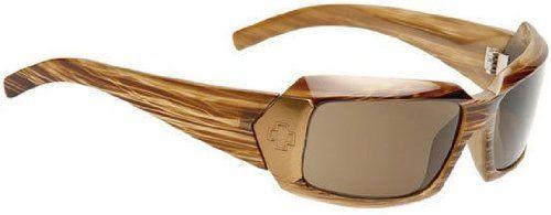 138594d8a7646 Spy Optic Women s Cleo Sunglasses - One size fits most Bone Stripe Tortoise  Bronze