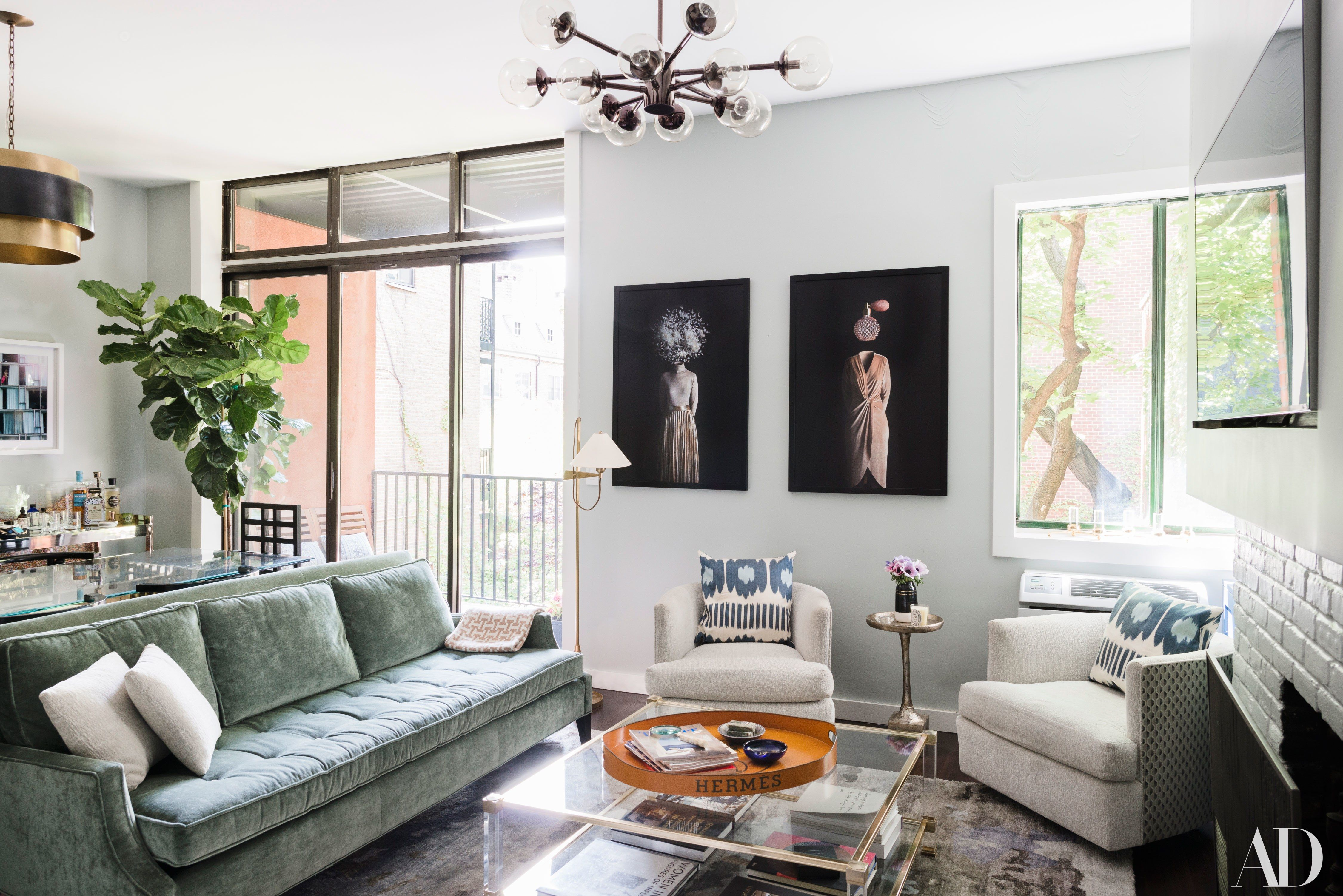 A Luxe, Art-Filled Haven in Downtown Manhattan in 2019 ...