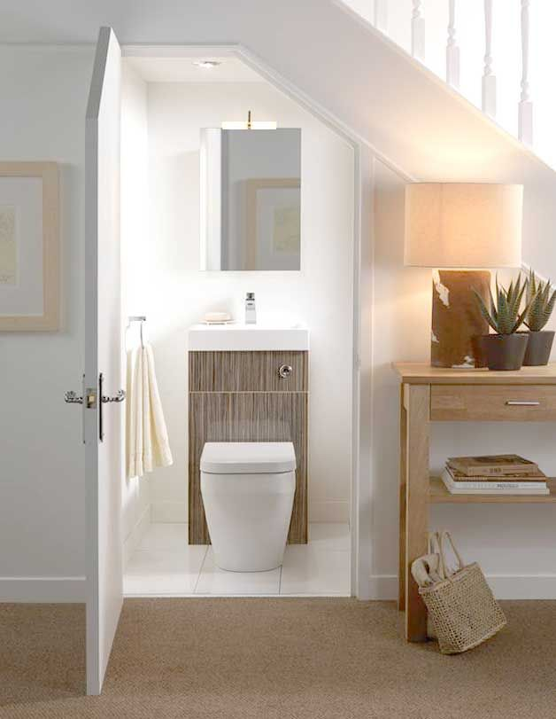 Brilliant Under Stairs Toilet Ideas Things To Consider First Bathroom Under Stairs Bathroom Layout Small Bathroom Remodel