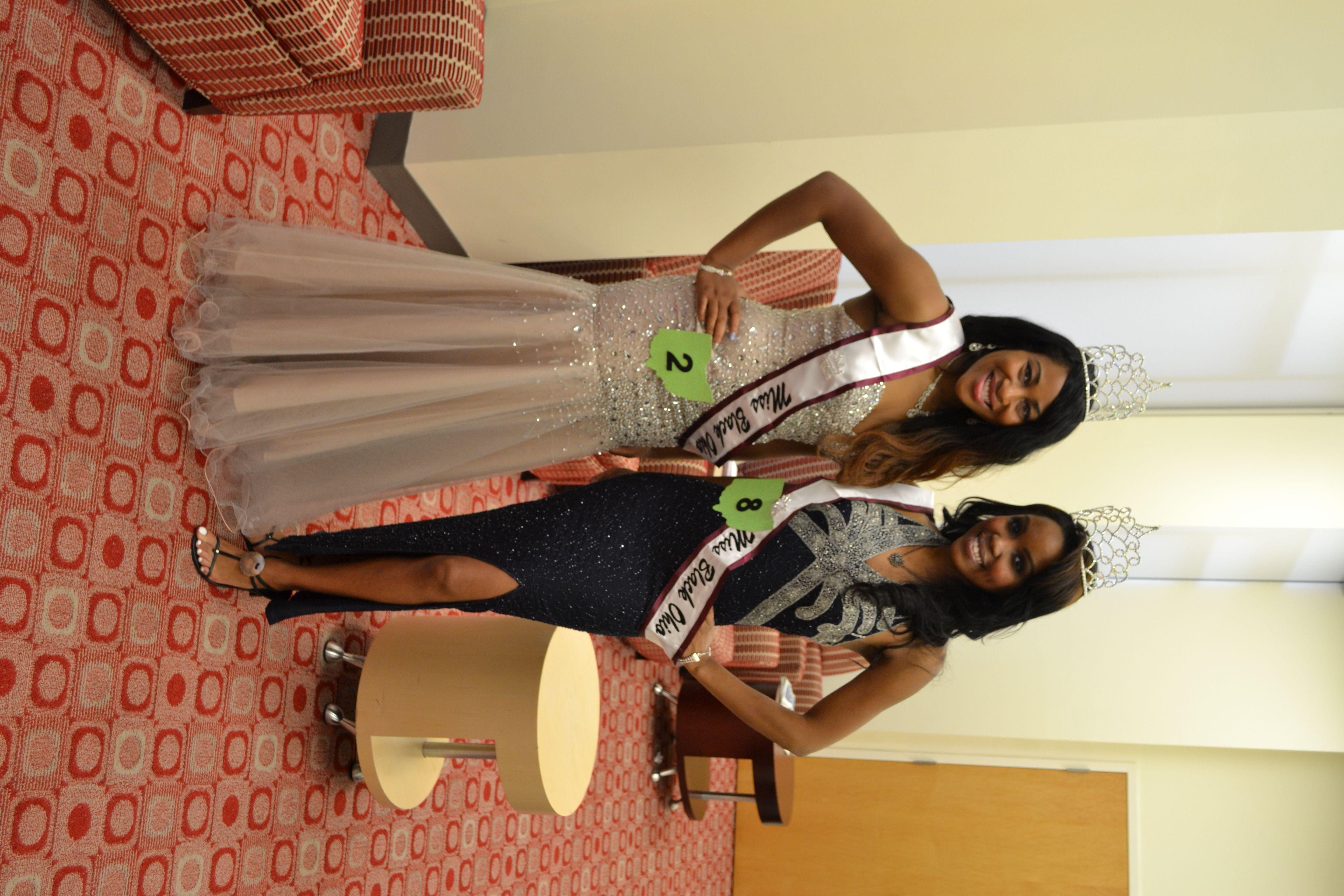 Miss Black Ohio 2015