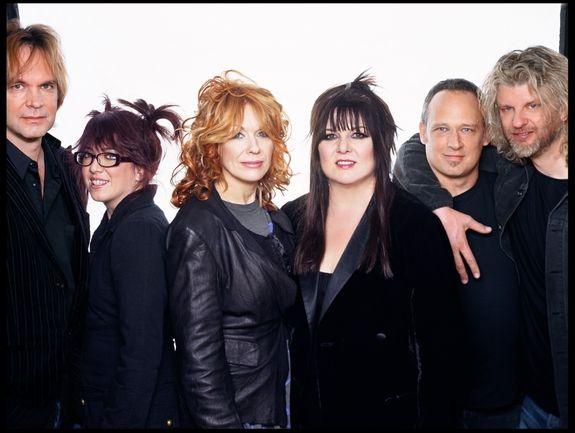 heart the band | Heart é uma banda americana de rock composta por duas irmãs ...