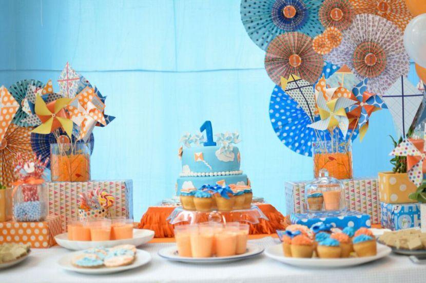 Birthday Table Decorations Boy High School Mediator
