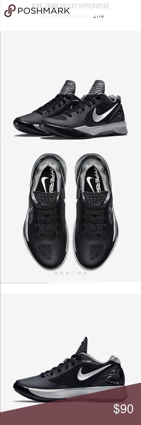 Nwt Nike Volleyballschuhe Nwt Und In Box Damen Nike Volley Zoom Hyperspik Fashionaccessories Fashioninfluencer Nike Volleyball Shoes Volleyball Shoes Shoes