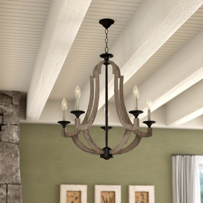 Hales 12 Light Candle Style Empire Chandelier