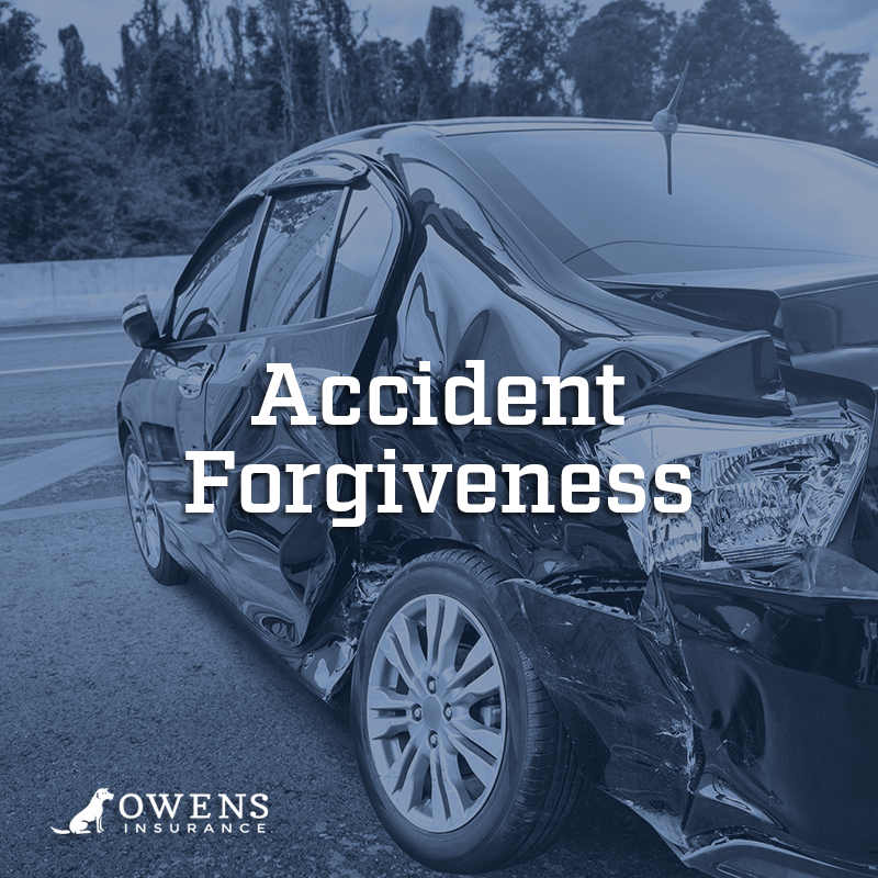 Under Accident Forgiveness If You Re Involved In An Accident