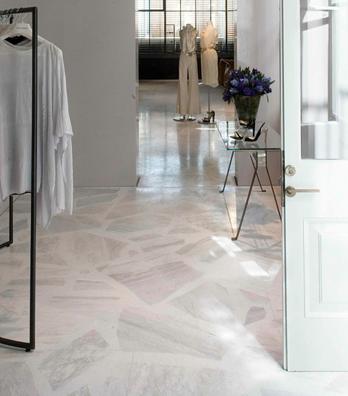 Palladiana Flooring By Meacham Nockles Mcqualter At S