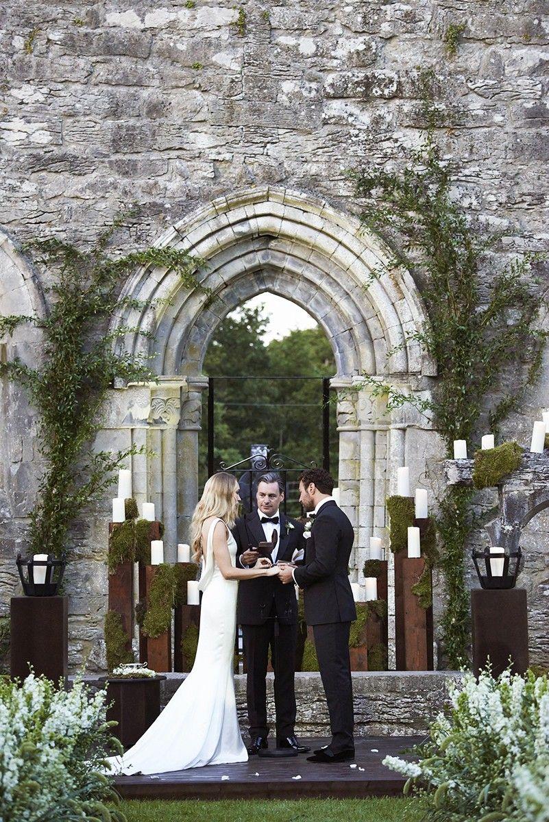 The 5 most stunning vogue weddings of 2015 weddings wedding and the 5 most stunning vogue weddings of 2015 junglespirit Gallery