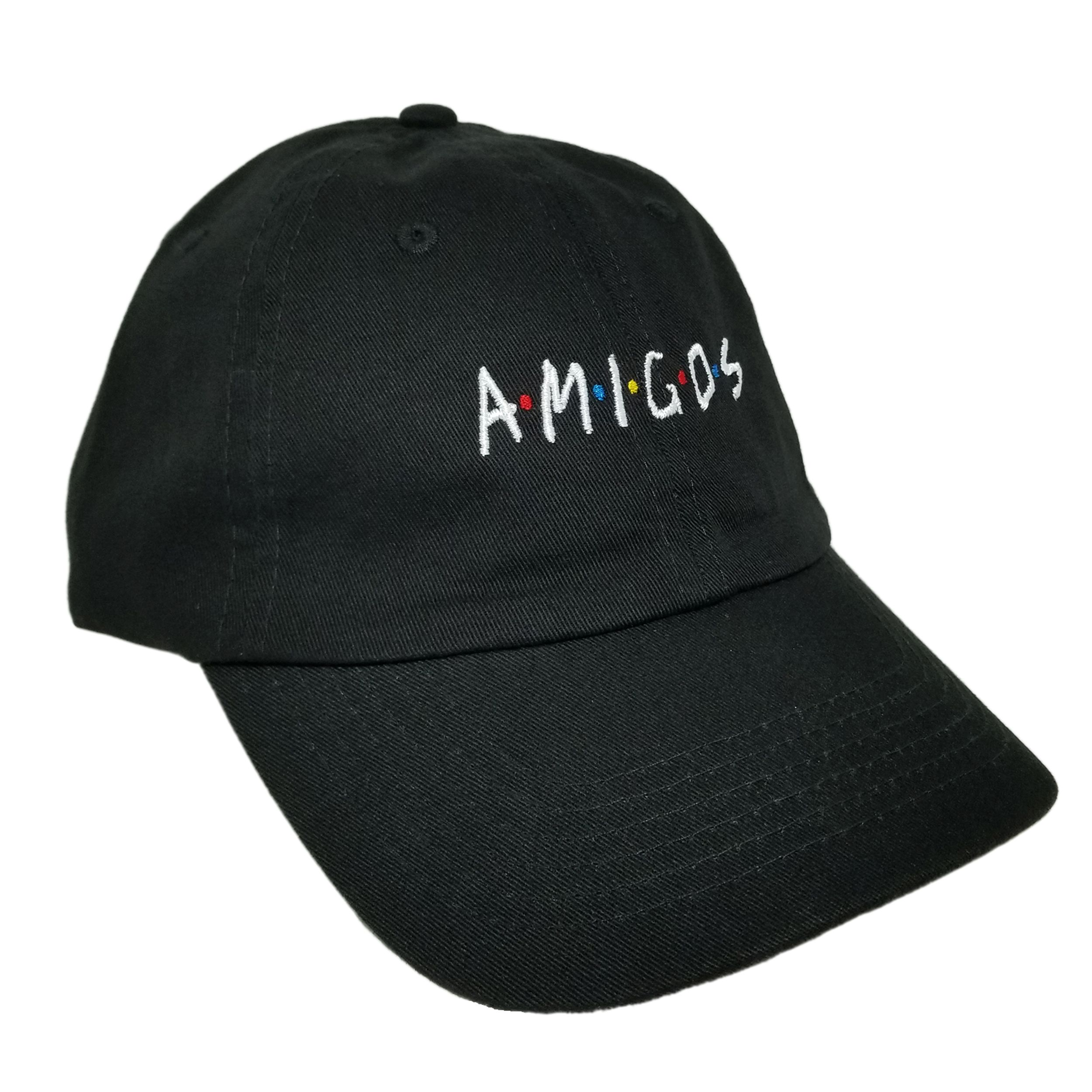 Amigos Dad Hat Panel Hat cd5ce2163425