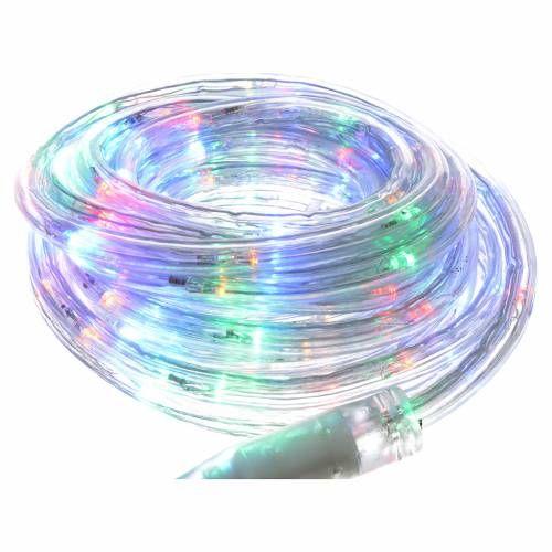 37f50c70696 Manguera 6 m luces de Navidad de LED programables para interior-exterior