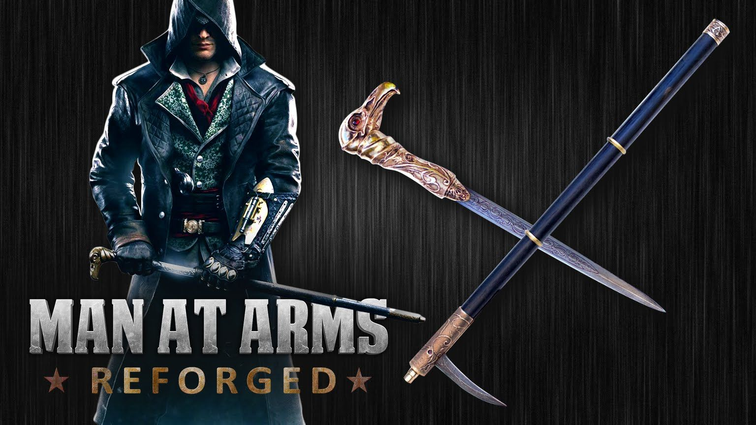 Jacob's Cane Sword (Assassin's Creed Syndicate) - Man At ... - photo#33