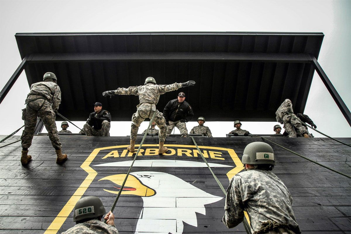 Air Assault School Is A Ten Day Course Of Instruction That Teaches