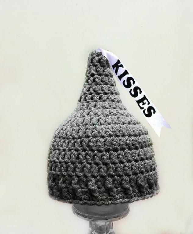Baby Hershey Kiss Hat