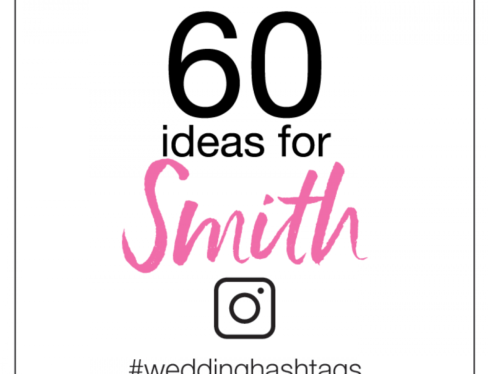 50 Wedding Phrase Hashtags Wedding Hashtags Inspiration