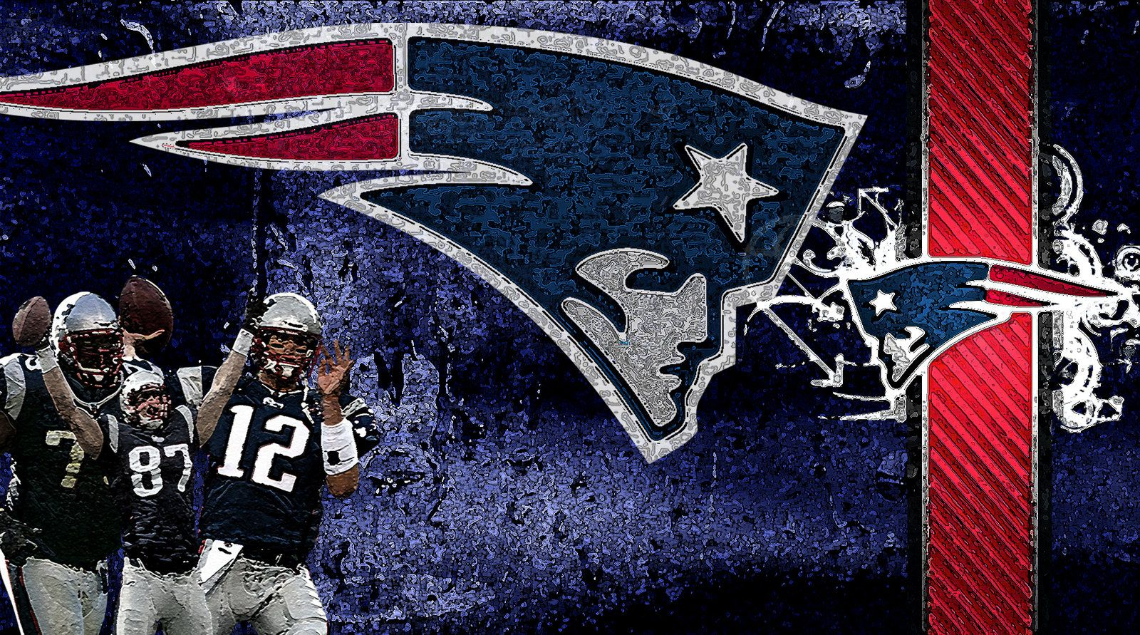Fan Downloads New England Patriots HD Wallpapers