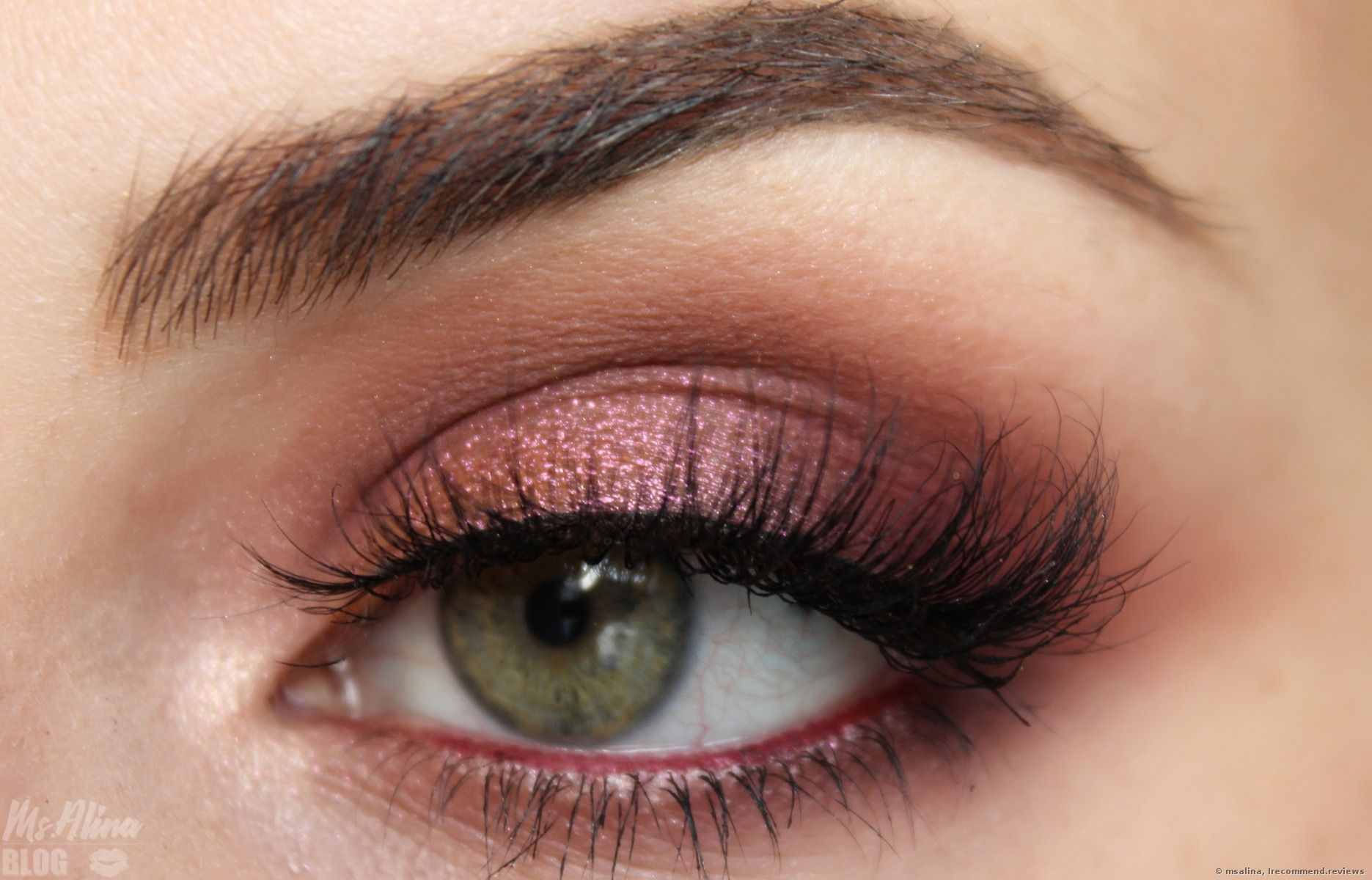 Marc Jacobs The Wild One EyeConic MultiFinish Eyeshadow