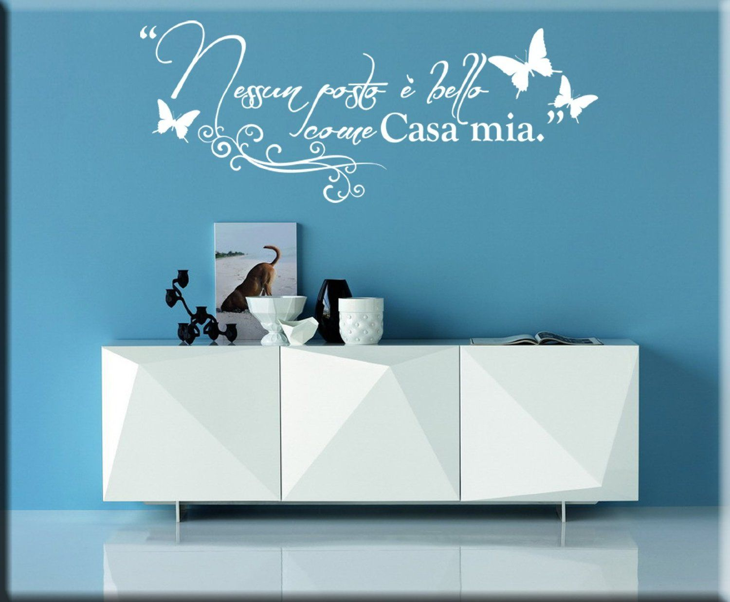essebi arredi murali particolare adesivo per arredare wall stickers sticker adesivi murali. Black Bedroom Furniture Sets. Home Design Ideas
